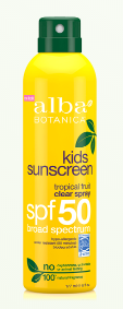 Image of Sun Care Sunscreen Spray Kids SPF 50