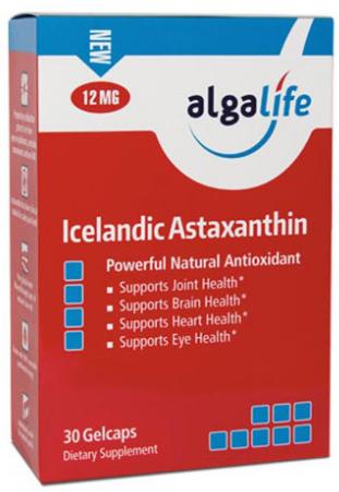 Image of Icelandic Astaxanthin 12 mg