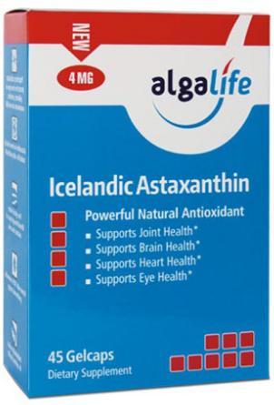 Image of Icelandic Astaxanthin 4mg