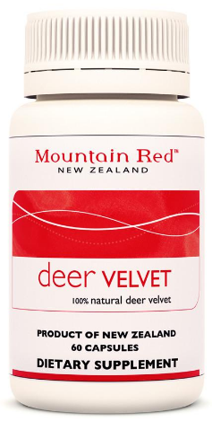 Image of Mountain Red Deer Velvet