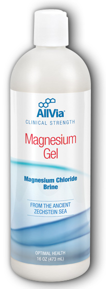 Image of Magnesium Gel