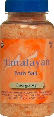Image of Himalayan Bath Salt Energizing