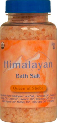 Image of Himalayan Bath Salt Queen of Sheba
