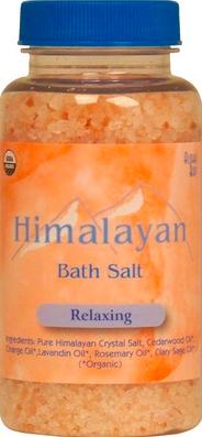 Image of Himalayan Bath Salt Relaxing