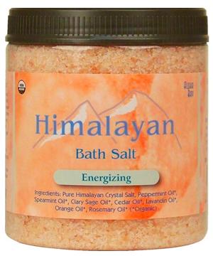 Image of Himalayan Bath Salt Energizing