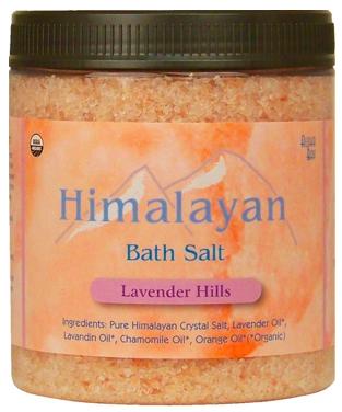 Image of Himalayan Bath Salt Lavender Hills
