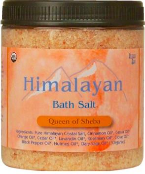 Image of Himalayan Bath Salt Queen of Sheba