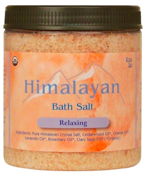 Image of Himalayan Bath Salt Relaxing
