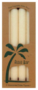 Image of Candle Taper 9 inch Unscented Ivory
