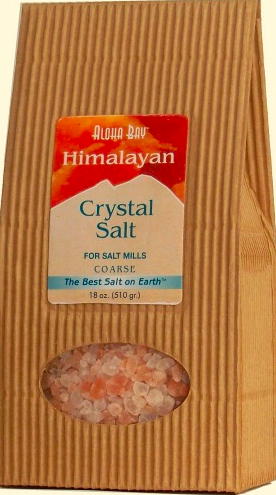 Image of Himalayan Salt Table & Cooking Coarse (for Salt Mills)