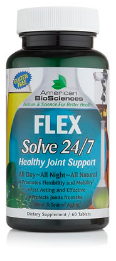 Image of Flex Solve 24/7 Healthy Joint Suport