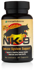 Image of NK-9 Immune System Support for PETS