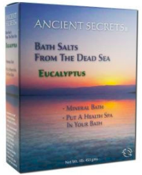 Image of Dead Sea Salts Eucalyptus