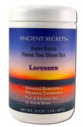 Image of Dead Sea Salts Lavender