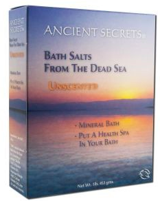 Image of Dead Sea Salts Unscented