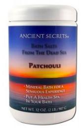 Image of Dead Sea Salts Patchouli
