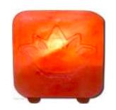 Image of Himalayan Salt Tea Light Lotus