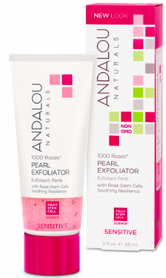 Image of Sensitive 1000 Roses Pearl Exfoliator