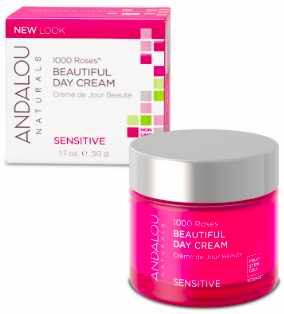 Image of Sensitive 1000 Roses Beautiful Day Cream
