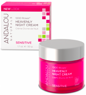 Image of Sensitive 1000 Roses Heavenly Night Cream
