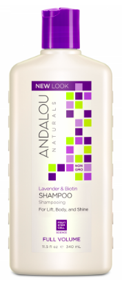 Image of Full Volume Lavender & Biotin Shampoo
