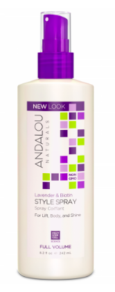 Image of Full Volume Lavender & Biotin Style Spray