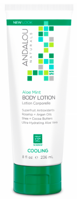 Image of Body Lotion Aloe Mint Cooling