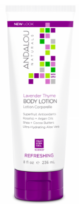 Image of Body Lotion Lavender Thyme Refreshing