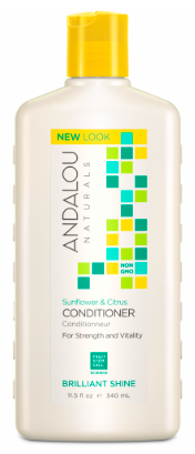 Image of Brilliant Shine Flower & Citrus Conditioner