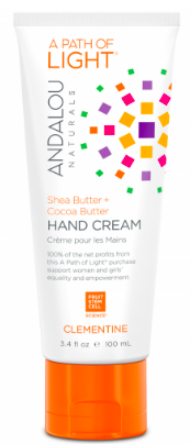 Image of A Path of Light Hand Cream Clementine