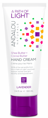 Image of A Path of Light Hand Cream Lavender