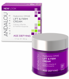 Image of Age Defying Hyaluronic DMAE Lift & Firm Cream