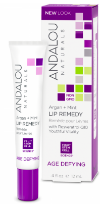 Image of Age Defying Argan + Mint Lip Remedt