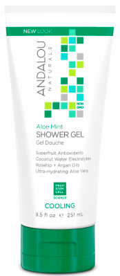 Image of Shower Gel Aloe Mint Cooling