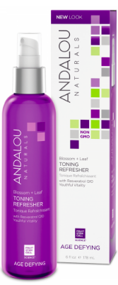 Image of Age Defying Blossom & Leaf Toning Refresher