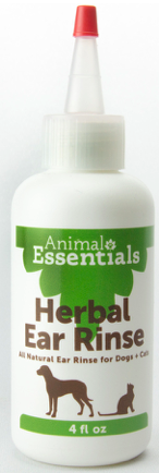 Image of Herbal Ear Rinse Liquid (for Dogs & Cats)