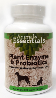 Image of Plant Enzyme & Probiotics Powder (for Dogs & Cats)