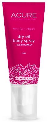 Image of Dry Oil Body Spray Rose