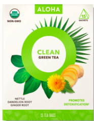 Image of Clean Green Tea