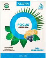 Image of Focus Green Tea