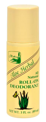 Image of Aloe Herbal All Natural Roll-On Deodorant