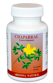 Image of Chaparral 500 mg