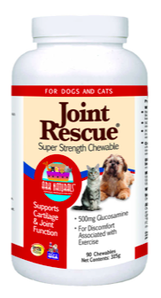 Image of Joint Rescue Super Strength Chewable for Dogs & Cats