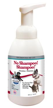 Image of Gray Muzzle No Shampoo! Shampoo! for Senior Dogs & Cats