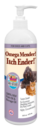 Image of Omega Mender! Itch Ender! for Dogs & Cats