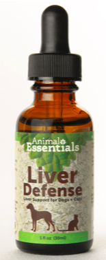 Image of Liver Defense Liquid (for Dogs & Cats)