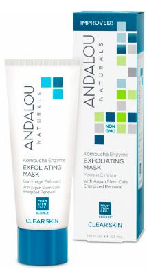 Image of Clear Skin Kombucha Enzyme Exfoliating Mask