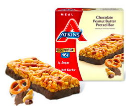 Image of Advantage Meal Bar Chocolate Peanut Butter Pretzel