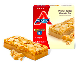 Image of Advantage Meal Bar Peanut Butter Granola