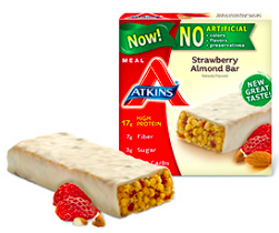 Image of Advantage Meal Bar Strawberry Almond